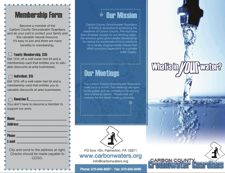 Brochure Keystone Clean Water Team Ccgg